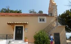 Kostel na Chlomosu
