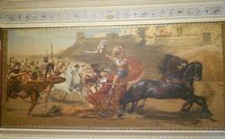 Obraz v Achilleonu