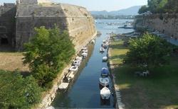 Výhled ze Staré pevnosti - Kerkyra