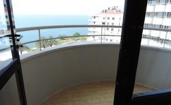 Hotelový balkon