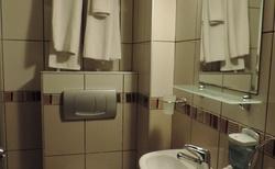 Aksaray Istanbul -  koupelna a sociální zařízení