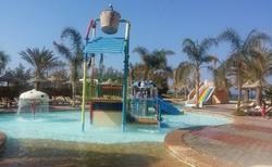 Vodní atrakce pro děti