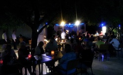 Colossae Karahayit - Turecký večer