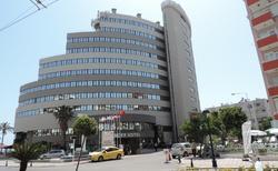 Pohled na hotel z ulice