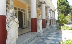 Terasa v Achilleonu