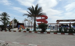 Hotelový aqualand