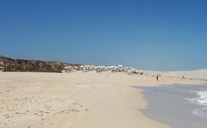Pláž vedlejšího hotelu