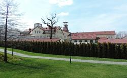 Wieliczka - park. sv. Kingy