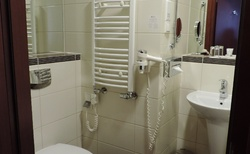 Hotel Best Western Premier - koupelna