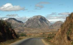 Cesta z Ifaty do Ambositra