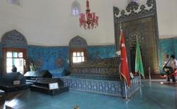 Bursa - Zelené mauzoleum