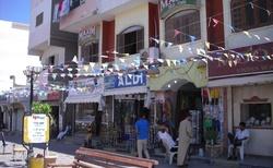 bazar v Hurghadě