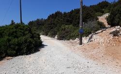 Mys Ducato - cesta k majáku Akratas