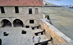 Pevnost Larnaka