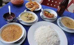 Tipická večeře