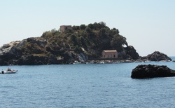 Sicílie _ Acitrezza - Isola Lachea