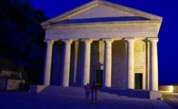 Kerkyra, Stará pevnost