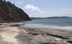 Pláž v okolí Limenarie