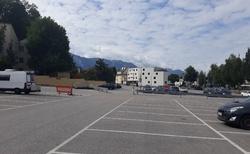 Salzburg parking Mulln