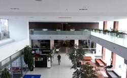 Krakov - hotel Best Western Premier před odjezdem