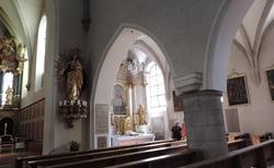 Gmunden - Pfarrkirche