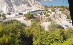 Zapadni strana ostrova Lefkada