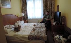 Hotel Rába - pokoj