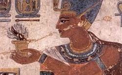 hrobka Ramesse III