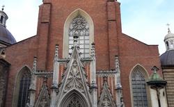 Krakov - kostel Svaté trojice