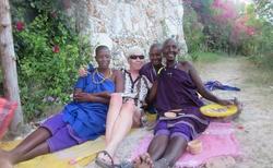 Dana s Masajkami
