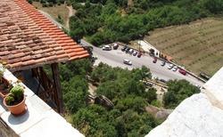 Pohled z Agios Nikolaos