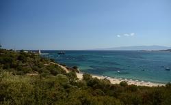 Panorama zálivu