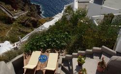 Spodní terasa Fotinos House