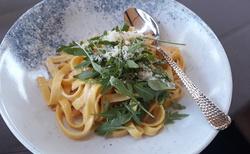 Attersee am Attersee oběd v Das Attersee
