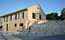 Pevnost v Larnake