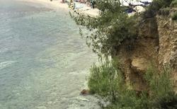 Zákoutí mezi dvěmi plážemi