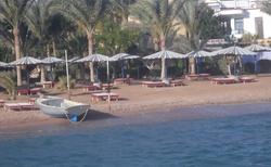pláž hotelu Geisum Village