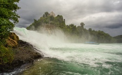 Rýnský vodopád