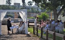 Svadba pri plazi Rikkos