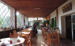 Ambalavao hotel Bougainvillier