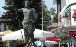Antalya - historické centrum Attalos II.