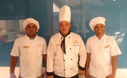 kuchaři z restaurace