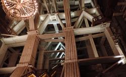 Wieliczka - solný důl