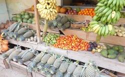 Obchůdek s výborným ovocem