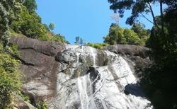 spodní vodopád