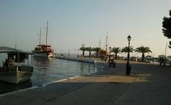 Neos Marmaras - přístav