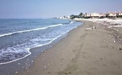 ..neorganizovana Faros Beach.