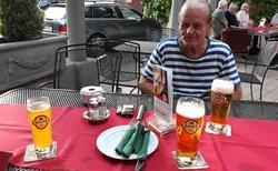 Hotel Gasthof Goldene Traube Golling - večeře