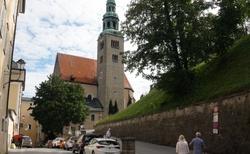 Salzburg - Pfarre Mulln