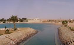 mořská laguna v hotelu
